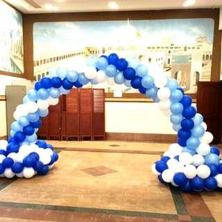 Professional balloon decoration company