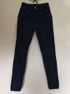 Authentic Guess Highwaist Denim Pants