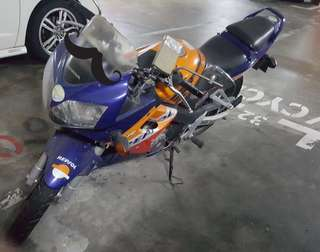 Honda Repsol Motorbike CBR125R For Sale