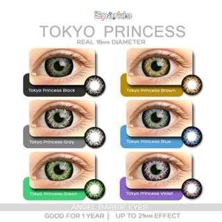 ONHAND Contact lens TOKYO PRINCESS