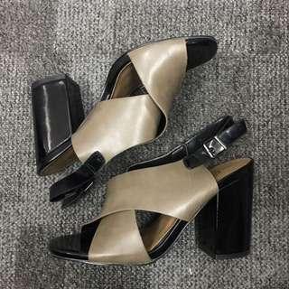 CLN Block Heels
