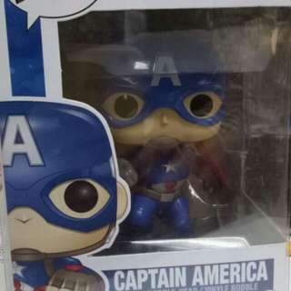Funko Pop Civil War - Captain America