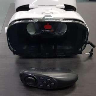FIIT VR 3F headset