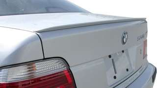 Original BMW E39 M5 Rear Sport Lip Spoiler Wing