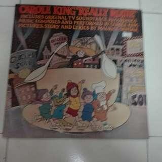 Carole King Really Rosie Vinyl LP