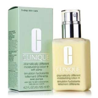Clinique 125ml Moisturiser Dry Combination Skin