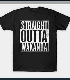 (PO)Black Panther Wakanda Top