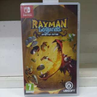 Switch Rayman Legend