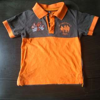 Kikilala Collar Shirt