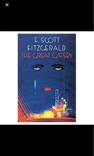 ebook the great gatsby