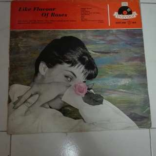 Like Flavour Of Roses Vinyl LP