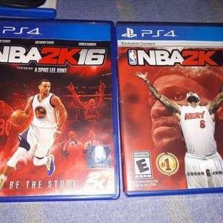 Ps4 NBA bundle