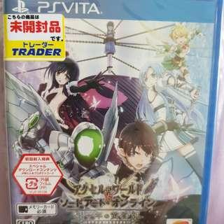 PS Vita  Sword Art Online vs Accel World