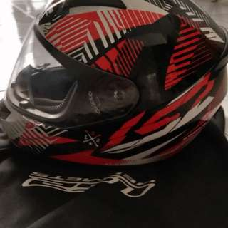 LS2 helm rookie