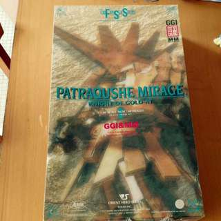 The Five  Star Story  - PATRAQUSHE MIRAGE