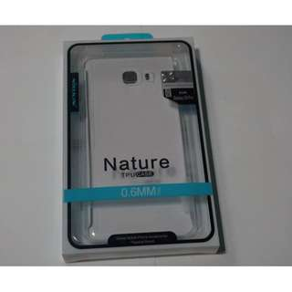 Nillkin Nature Tpu Case for Samsung C9 Pro (clear)