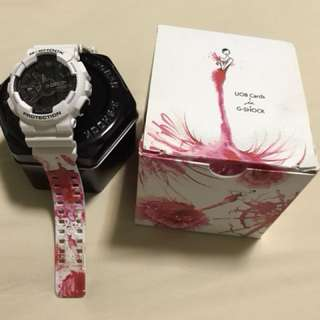 Hardly used G-Shock lady watch.