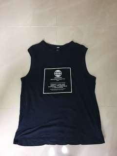 H&M Navy vest S size