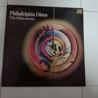 Philadelphia Disco Vinyl LP
