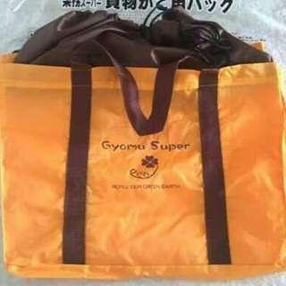 日本直送 限定 大索繩袋