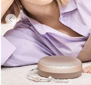 B&O A1 Play Bluetooth speaker 藍牙喇叭 全新