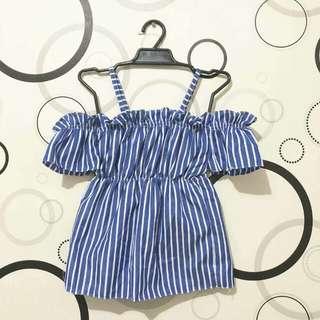 OFF-SHOULDER DRESS for Kids(FREESIZE)