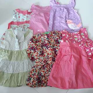 Brand new Baby Girl's Clothes Bundle Set