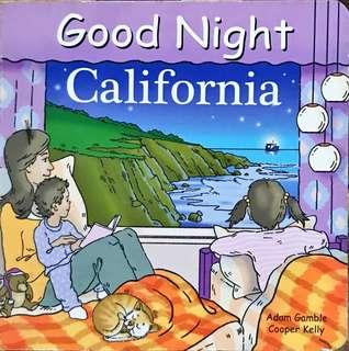Good Night California, Goodnight San Francisco, Larry Loves SAN Francisco