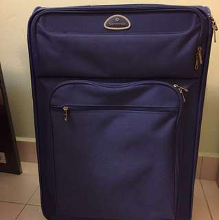 Luggage. SAMSONITE 2 wheels