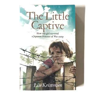 THE LITTLE CAPTIVE Book