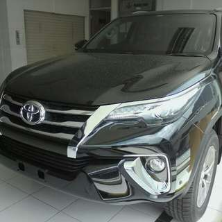 Fortuner Vrz At Diesel 4x2