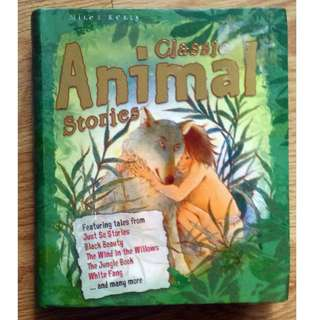 Classic Animal Stories by Miles Kelly, Short stories for Kids
