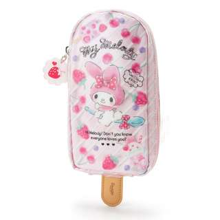 Japan Sanrio My Melody Fruit Bar Pen Case (Fruit)
