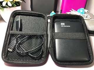 External HD Storage - Hard Case