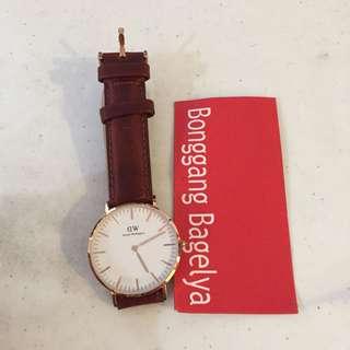 Authentic DW Watch size 36mm
