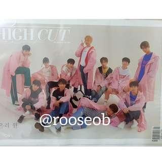 High Cut Vol. 216 (Wanna One) Type B