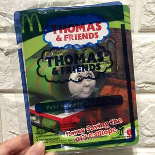 NEW! Thomas & Friends Percy Saving the Old Calliope