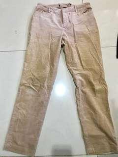 Celana kodoray warna nude