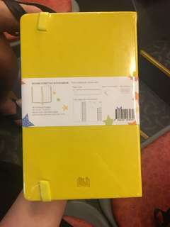 Big Bird Notebook