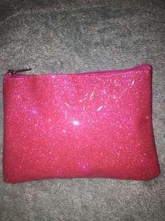 Secret little pouch with a few things in it