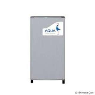Kredit kulkas AQUA 1 pintu promo Tanpa DP proses 3 Menit ACC