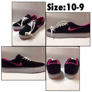 Nike Satire Pink Swoosh