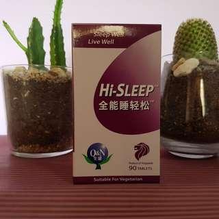 Q&N Hi sleep supplment