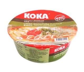 KOKA 星洲叻沙味杯麵