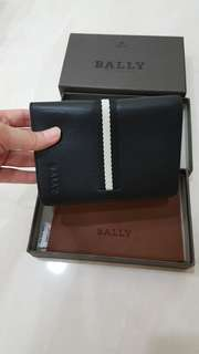 Brandnew Bally Passport Holder