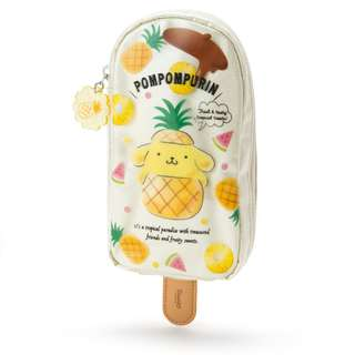 Japan Sanrio Pompompurin Fruit Bar shaped Pen Case (fruit)