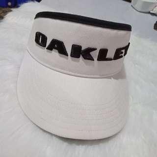 Oakley Visor Hat - White