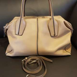 Tod's Styling Bag in Beige