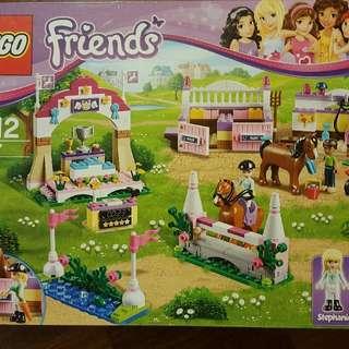 BN Lego Horse Show Ranch Friends set 41057