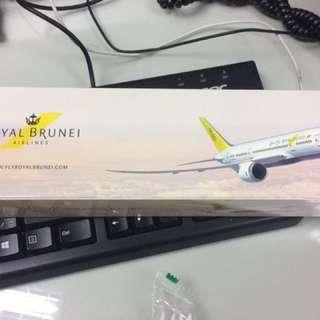 飛機模型 汶萊航空